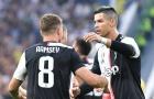 Tân binh Juventus chỉ ra điểm thích nhất ở Ronaldo