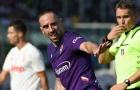 Ribery giành giải Cầu thủ xuất sắc nhất tháng của Serie A