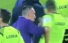 Ribery đối diện án treo giò dài hạn vì xô trọng tài biên