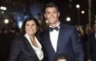 Mẹ Ronaldo: 'Đám mafia trong bóng đá đã cướp QBV của con tôi'