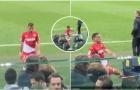 Bị VAR xử ép, cầu thủ Monaco có hành động khiến nhiều đồng nghiệp hả hê