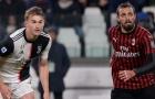 'De Ligt giống một bức tường không thể xuyên thủng mà Milan phải đối mặt'