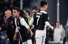 CĐV Barca hả hê nhìn cảnh Ronaldo liên tục bị thay ra