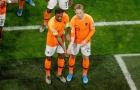 Màn ăn mừng cực ý nghĩa của bộ đôi Hà Lan trước nạn phân biệt chủng tộc