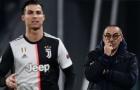 'Giữa Sarri và Ronaldo đang có mâu thuẫn lớn'
