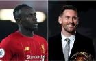 Khán giả: 'Như vậy là Messi không nghĩ Ronaldo xứng đáng vào top 3 QBV'