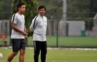 HLV Indo tiết lộ lý do bắt học trò tập luyện lúc sáng sớm