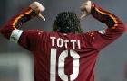 Áo số 10 của Totti tại Roma sắp có chủ nhân mới