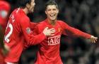 Xếp hạng 10 hat-trick ấn tượng nhất của Ronaldo: Lần đầu trong màu áo M.U
