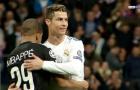 Mbappe: 'Ronaldo là người truyền cảm hứng cho tôi'