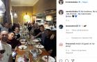 Vừa đến Ý, sao Chelsea lập tức hẹn hò với bộ ba một thời của M.U