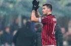 Huyền thoại tuyển Ý thất vọng về đội trưởng Milan