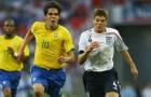 Kaka: 'Anh ấy là người xuất sắc hơn Paul Scholes và Frank Lampard'