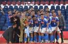 Khán đài đầy ắp 'khán giả' và 9 chi tiết thú vị ở trận chung kết Coppa Italia
