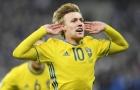 Sao Thụy Điển có thể gia nhập Liverpool nếu tỏa sáng trước Hàn Quốc