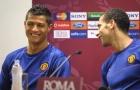 Patrice Evra tiết lộ khả năng 'tiến hóa' phi thường của Ronaldo