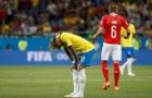 Báo chí Brazil công kích: 'Neymar quá thảm họa!'