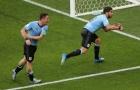 Luis Suarez viết sử với bàn thắng vào lưới Saudi Arabia