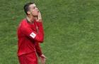 Ronaldo giải thích nguyên nhân thật sự về pha ăn mừng vuốt cằm