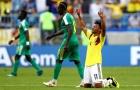 Senegal đánh dấu cột mốc buồn cho bóng đá châu Phi