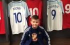 Man Utd hụt hơi trước Arsenal trong thương vụ chiêu mộ tài năng trẻ