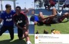Fan Man United SỐC với hành động chưa từng thấy của Martial