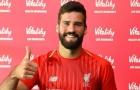 Totti: 'Roma phải bán Alisson cho Liverpool'
