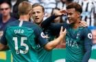4 bài học rút ra sau trận Newcastle 1-2 Tottenham: Hay không bằng hên