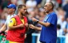 Vì sao Hazard phải ngồi dự bị trước Huddersfield, dấu hỏi trận Arsenal