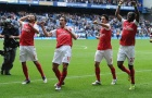 TOP 10 trận đấu kinh điển giữa Chelsea và Arsenal: 'Hattricks' để đời!