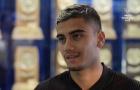 ĐỐI THOẠI Pereira: 'Tôi học hỏi được nhiều điều từ Adan Januzaj'