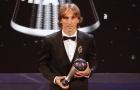 Modric nói lời khiến Ronaldo và Messi phải 'xấu hổ'