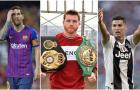 Sốc: Một VĐV được trả lương bằng Ronaldo và Messi cộng lại