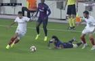 Sốc! Messi nguy cơ nghỉ El Classico sau chấn thương rùng rợn