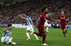 Salah giải cơn khát bàn thắng với cột mốc ấn tượng