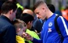 Sarri tiết lộ vì sao Barkley lỡ trận Chelsea đấu Fulham