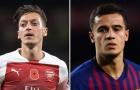 'Arsenal không Ozil cũng giống như Liverpool không Coutinho'