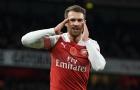 Xong! Emery chính thức xác định tương lai Ramsey tại Arsenal