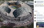Hài hước! NHM Malaysia bày cách vào SVĐ mà 'không cần mua vé'