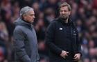 Klopp đưa Mourinho lên mây xanh trước trận Liverpool v Man Utd