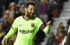 'Tôi không biết phải mô tả về Messi thế nào nữa'