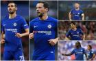 Xong! Sau Fabregas, Chelsea tiếp tục chia tay 5 ngôi sao ở đội một