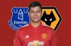 Xác định hai đại diện tiềm năng muốn sở hữu Rojo của Man Utd