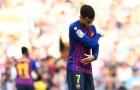 'Coutinho đang không hài lòng vì 1 điều tại Barca'