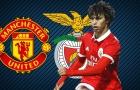 SỐC! Man Utd chi 105 triệu bảng cho mục tiêu 'Ronaldo 2.0' của Liverpool