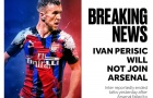 XONG! Sáng tỏ khả năng Ivan Perisic gia nhập Arsenal