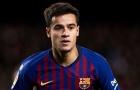 XONG! Barca đưa ra quyết định về tương lai Coutinho với Man Utd