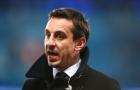 Neville nói lời thật lòng về Liverpool sau trận hoà West Ham
