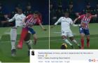 NHM đã tìm ra ý nghĩa thực sự của VAR ở trận derby Madrid