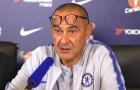 Cuối cùng, Sarri buộc phải thừa nhận 'sự nghi ngờ' quen thuộc tại Chelsea